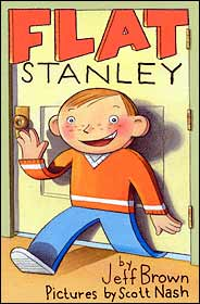 Link to description of Flat Stanley book on the Kids for Obama Amazon store